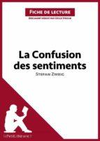 La Confusion des sentiments de Stefan Zweig (Fiche de lecture) (ebook)