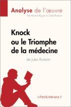 Knock ou le Triomphe de la médecine de Jules Romain (Analyse de l'oeuvre) (ebook)