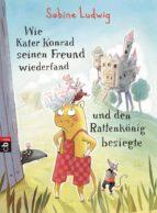 Wie Kater Konrad seinen Freund wiederfand und den Rattenkönig besiegte (ebook)