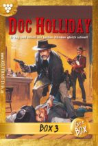 Doc Holliday Jubiläumsbox 3 - Western (ebook)