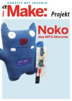 Make: Noko, das MP3-Monster (ebook)