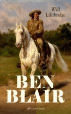 BEN BLAIR (Western Classic) (ebook)
