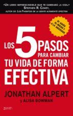 Los 5 pasos para cambiar tu vida de forma efectiva (ebook)