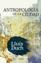 Antropología de la ciudad (ebook)