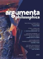 Argumenta Philosophica 2018 - Vol. 1 (ebook)