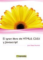 El gran libro de HTML5, CSS3 y Javascript (ebook)