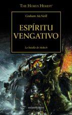 Espíritu vengativo nº 29 (ebook)