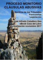 PROCESO MONITORIO, CLÁUSULAS ABUSIVAS (ebook)