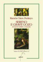Sereno e grave gozo (ebook)