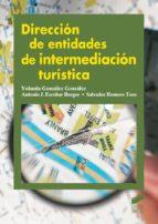 Dirección de entidades de intermediación turística (ebook)