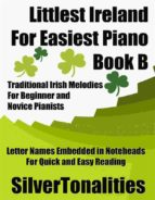 LITTLEST IRELAND FOR EASIEST PIANO BOOK B