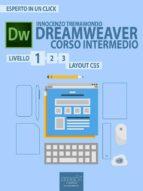 Dreamweaver. Corso intermedio livello 1 (ebook)