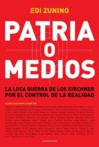 Patria o medios (ebook)