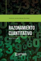 Razonamiento cuantitativo (ebook)