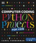 Computer Coding Python Projects for Kids (ebook)