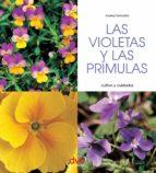 Las violetas y las prímulas - Cultivo y cuidados