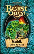 Beast Quest 34 - Modrik, Grauen der Moore (ebook)