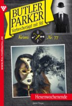 Butler Parker 77 - Kriminalroman (ebook)