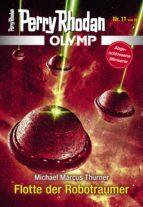 Olymp 11: Flotte der Robotraumer (ebook)