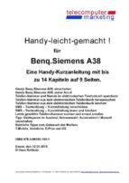 Siemens A38-leicht-gemacht (ebook)