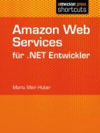 Amazon Web Services für .NET Entwickler (ebook)