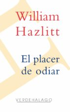 El placer de odiar (ebook)