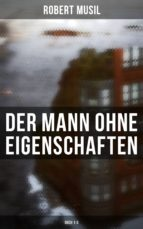 Der Mann ohne Eigenschaften (Gesamtausgabe in 3 Bänden) (ebook)