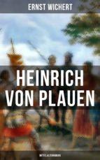 Heinrich von Plauen (Mittelalterroman) (ebook)