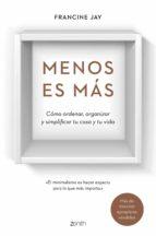 Menos es más (ebook)