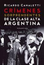 Crímenes sorprendentes de la clase alta argentina (ebook)