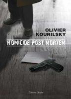 Homicide post mortem (ebook)