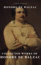 Collected Works of Honore de Balzac with the Complete Human Comedy (ebook)