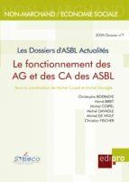 Le Fonctionnement des AG et des CA des ASBL (ebook)