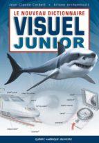 Le Nouveau Dictionnaire visuel junior - français (ebook)