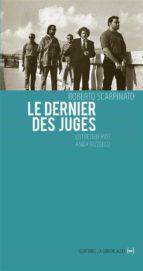 Le Dernier des juges (ebook)