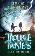 Troubletwisters - Der Sturm beginnt (ebook)