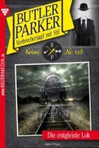 Butler Parker 128 - Kriminalroman (ebook)