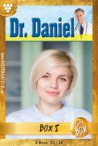 Dr. Daniel Jubiläumsbox 5 – Arztroman (ebook)