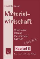 Materialwirtschaft - Kapitel 6 (ebook)