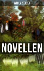 Willy Seidel: Novellen (ebook)