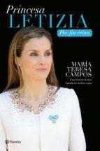 Princesa Letizia. Por fin reina (ebook)