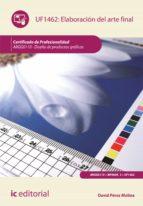 Elaboración del arte final. ARGG0110  (ebook)