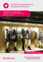 Escaparatismo en el pequeño comercio. COMT0112  (ebook)