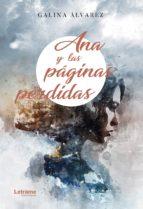 ANA Y LAS PÁGINAS PERDIDAS