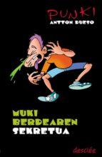 Muki berdearen sekretua (ebook)