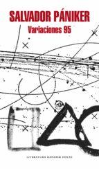 Variaciones 95 (Diarios de Pániker 2) (ebook)