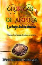 CRÓNICAS DE AMPIRIA: LA FORJA DE LOS TITANES (ebook)