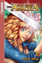 SWORD PRINCESS AMALTEA MANGA VOLUME 2