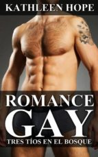 Romance Gay: Tres Tíos En El Bosque (ebook)