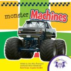 Monster Machines Sound Book (ebook)